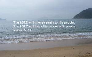 HE GIVES PEACE