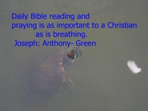 SPIRITUAL BREATH