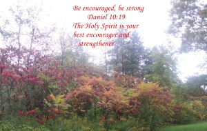 HOLY SPIRIT ENCOURAGER