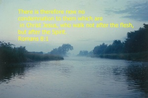 DEPEND UPON THE LIVING WATERS
