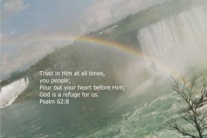 TRUST IN HIM