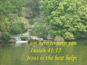 GODS HELP