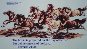 DELIVERANCE COMES FROM THE LORD