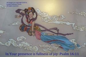 IN GODS PRESENSE