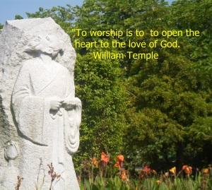 WORSHIP GODS LOVE