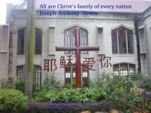 CHRIST'S FAMILY