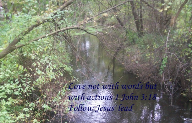 BE LOVING LIKE JESUS