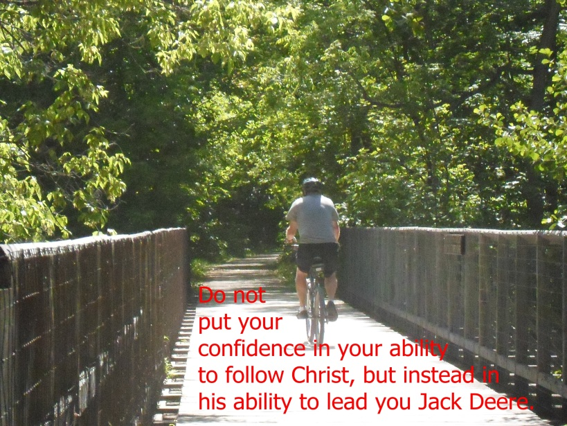 christ, will lead