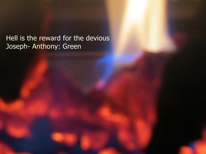 THE DEVIOUS REWARD