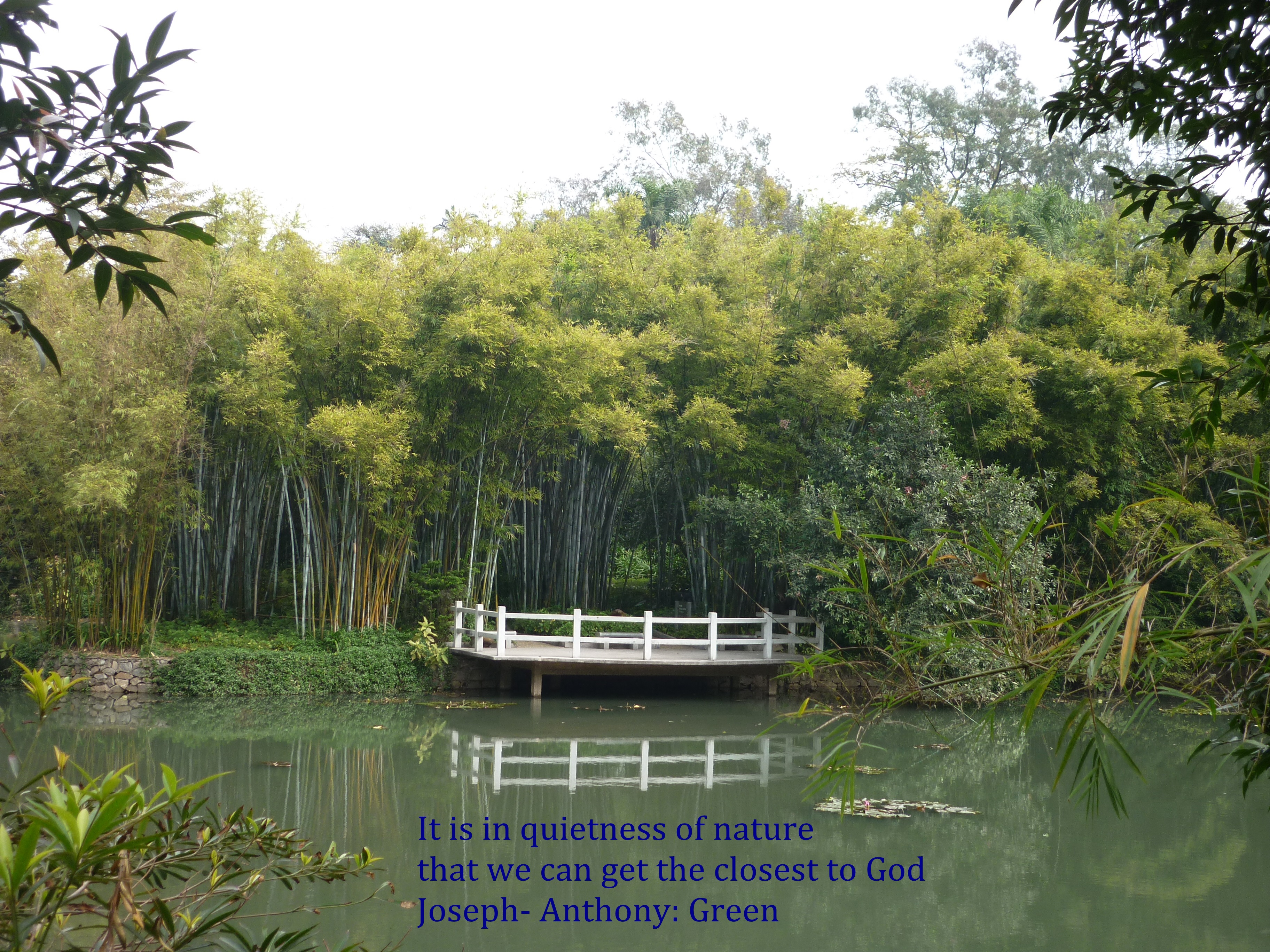 GTTING CLOSE WITH GOD