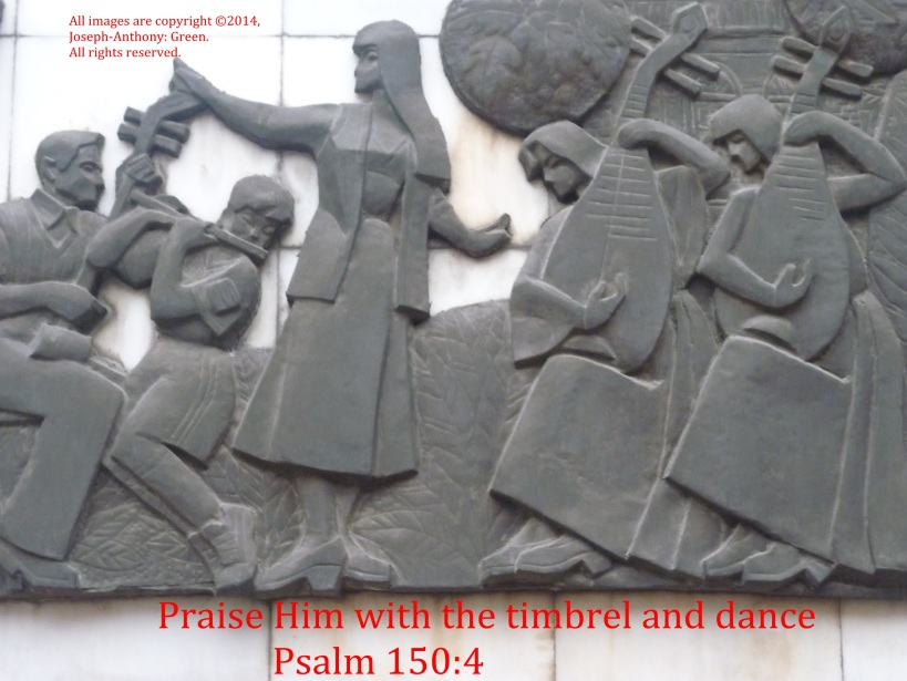 PRAISE WITH TIMBEREL