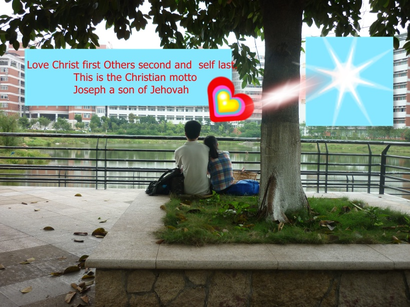 CHRIST FIRST, OTHERS SECOND