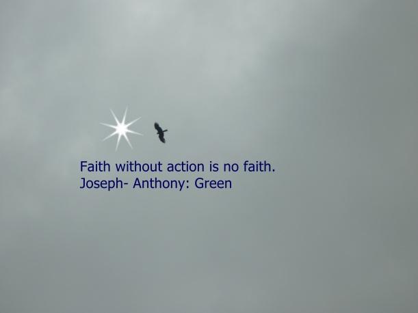 JOSEPHS QUOTES FAITH IN ACTION