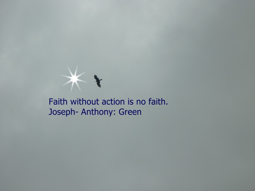 JOSEPHS QUOTES FAITH IN ACTION